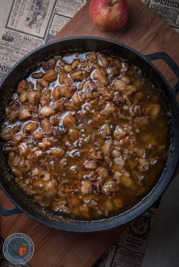 Старопольский смалец. кулинария, еда, длиннопост, рецепт, из Одессы с морковью, сало, Бра