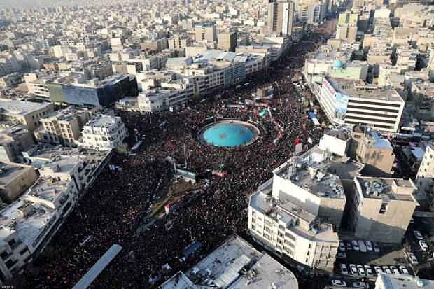 Не верь, не бойся, не проси. Иран после убийства Сулеймани