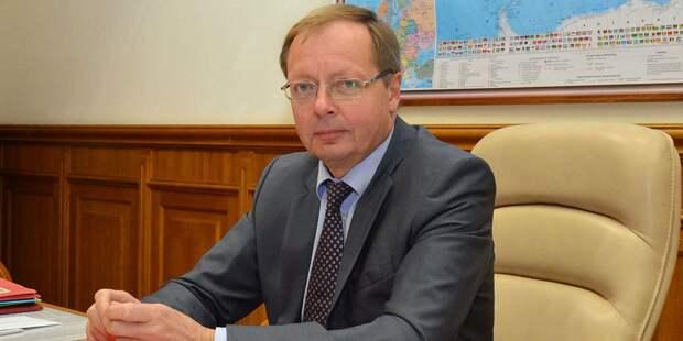 Российским послом в Великобритании назначен Келин