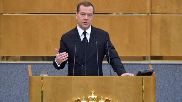 Медведев назвал условие для введения обязательной вакцинации от COVID-19