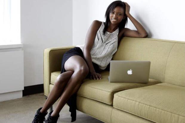 Модель Victoria's Secret оказалась программистом, но люди ей не верят