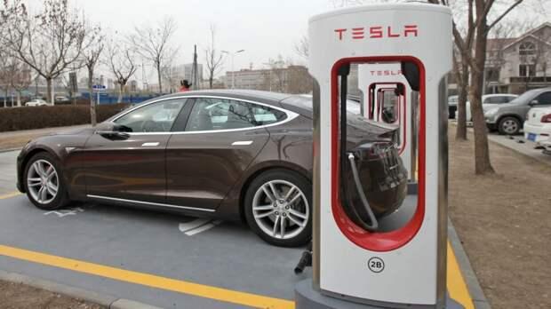 Акции китайского производителя батарей взлетели после переговоров с Tesla