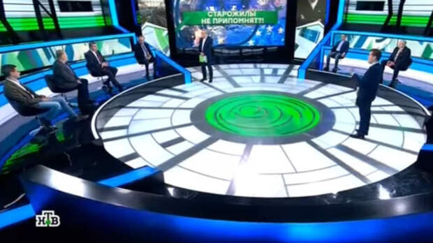 Гости программы «Место встречи» высмеяли прошедшие митинги в поддержку Навального