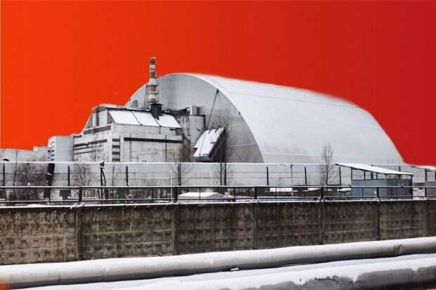 ☢ 7 уникальных фото внутри четвертого энергоблока Чернобыльской АЭС