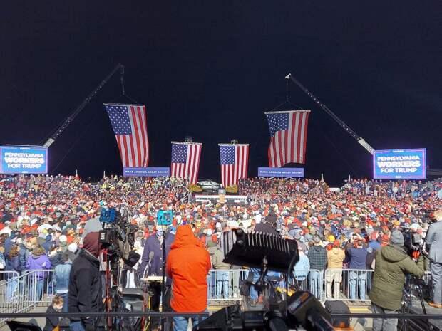 Каждый из кандидатов в США надеется на победу
