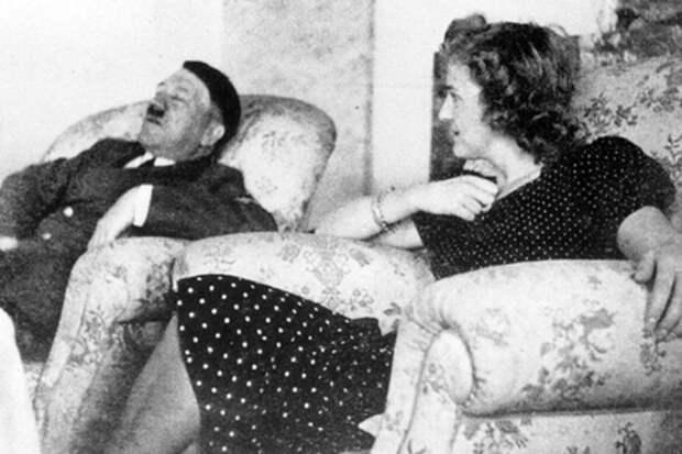 Раскрыты подробности личной жизни Гитлера