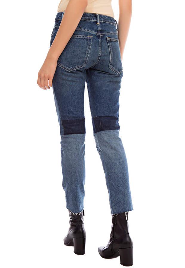 Вы удивитесь. Самые странные тренды джинсов осени 2020