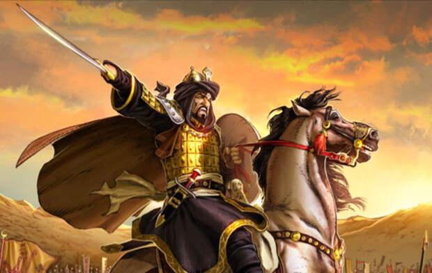 Султан Саладин.