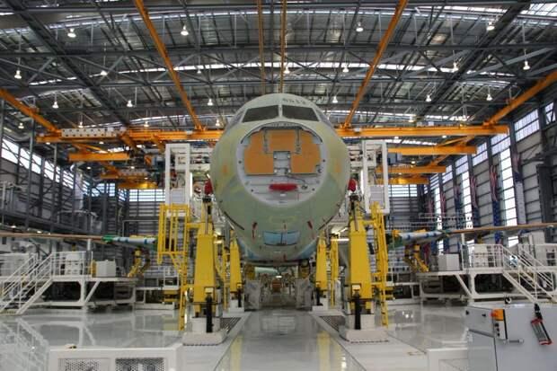 Airbus сокращает производство из-за коронавируса