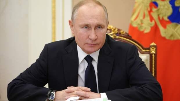 Президент России оценил перспективы противокоронавирусной вакцины от Moderna