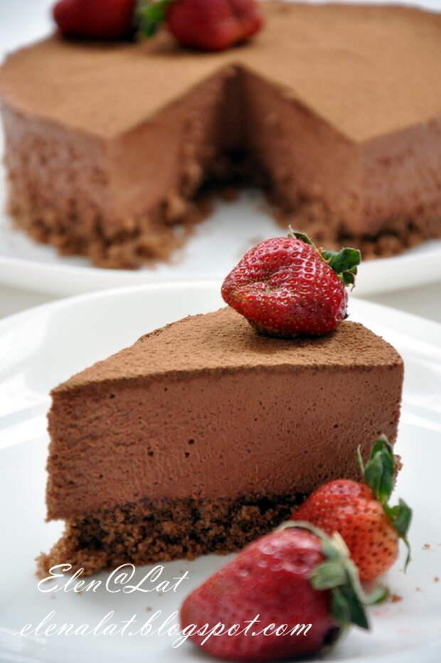 Трюфельный торт - он волшебный!