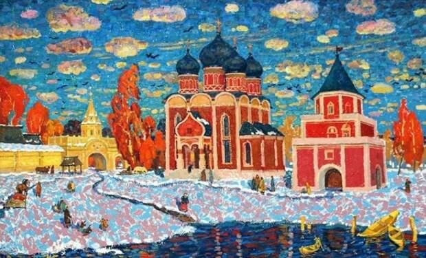 художник Виктор Маторин картины – 14