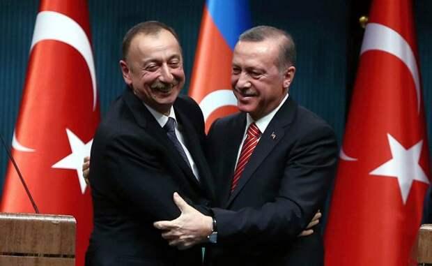 Эрдоган собирается решительно поддерживать Азербайджан