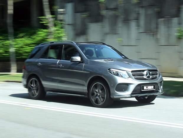 Mercedes-Benz назвал цену на самый мощный дизель