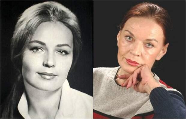 Людмила Чурсина - советская и российская актриса театра и кино.