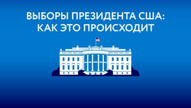 Выборы президента США: как это происходит