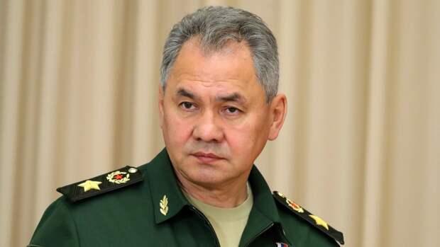 Шойгу принял участие в выборах депутатов Госдумы