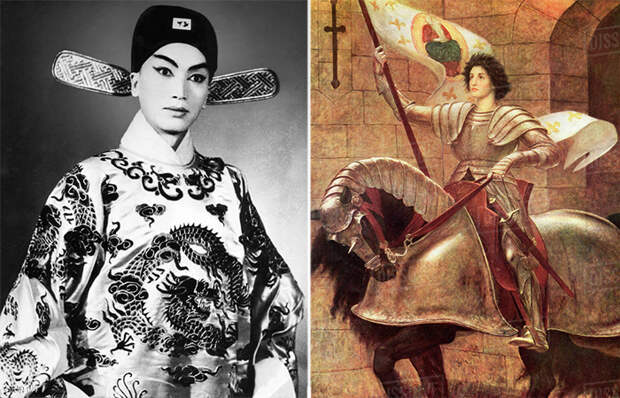 10 исторических личностей, о половой принадлежности которых спорят и сегодня