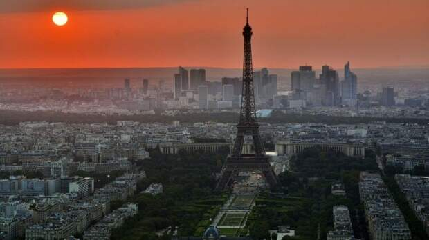 Французы позавидовали сильному президенту России