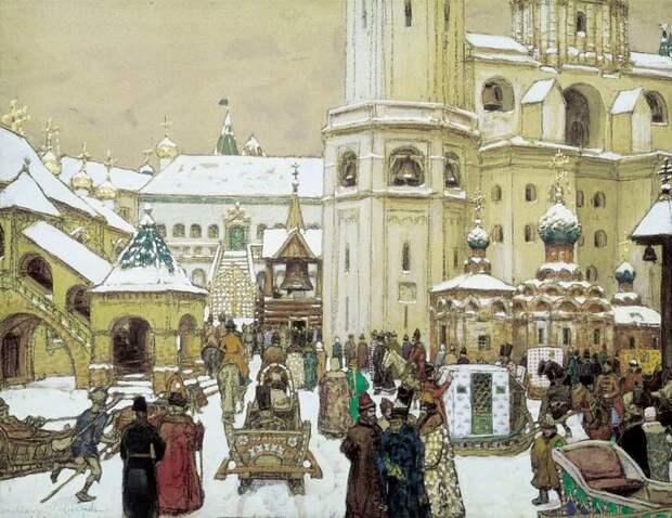 царская площадка