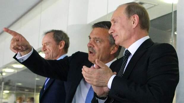 Фазель: «Нет ни единого шанса на проведение ЧМ-2021 в России»