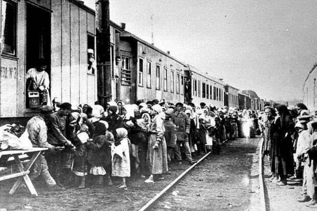 Что творили крымские татары во время прихода в Крым Вермахта