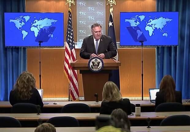 Госсекретарь США: Нужно прояснить роль Турции в конфликте в Нагорном Карабахе