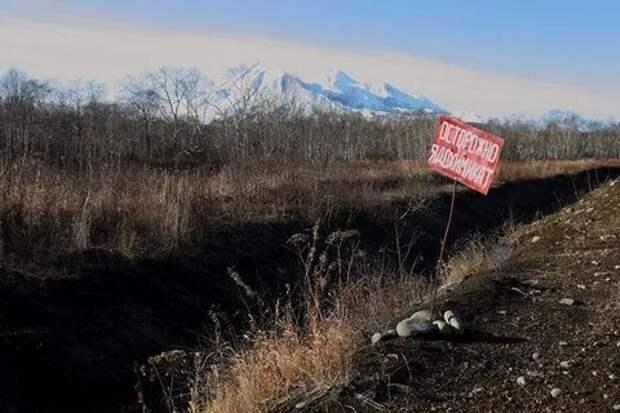 Мембрана на камчатском полигоне ядохимикатов обнажилась еще в 2018 году - Greenpeace