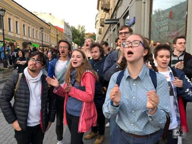 Социология протеста: потерянное поколение Маугли