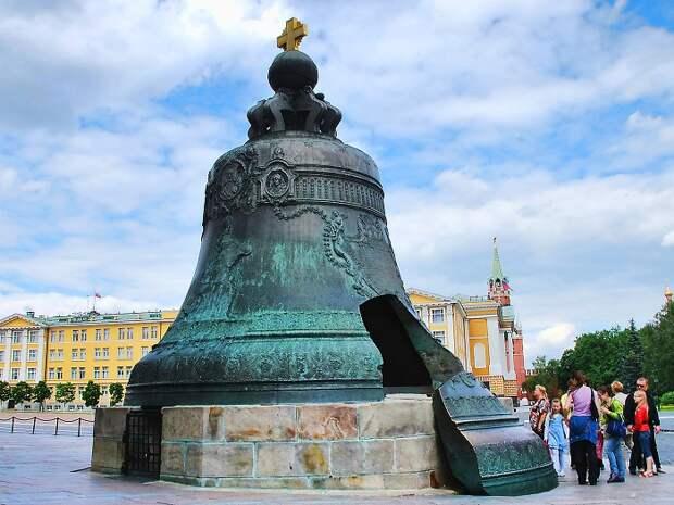 Царь-колокол: как создавался известнейший памятник литейного искусства