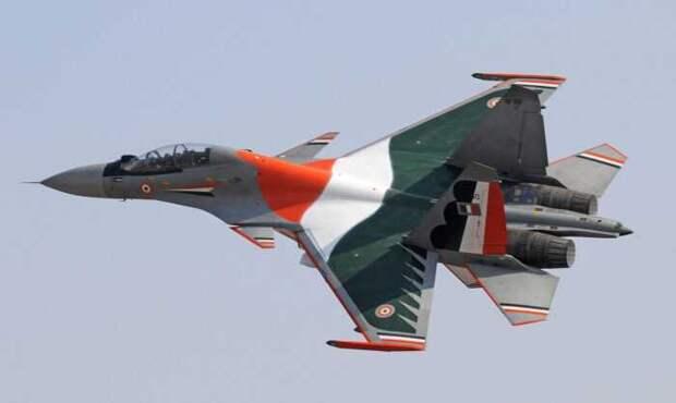 Пилот ВВС США назвал полет на Су-30МКИ пиком своей карьеры