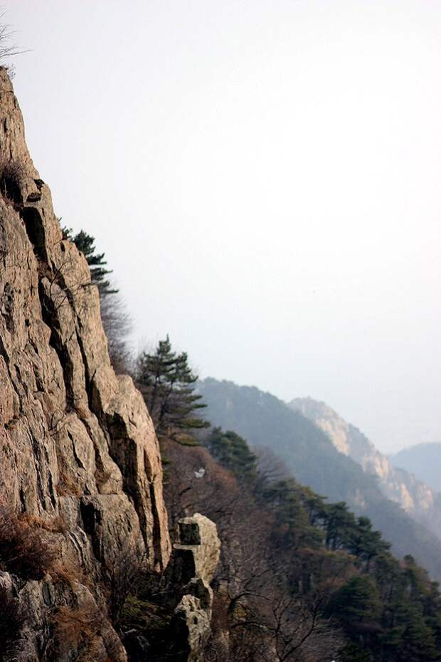 MountTai12 Тайшань. Гора Восхода
