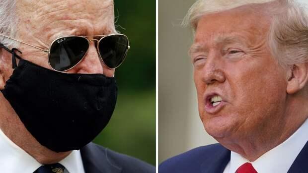 Байден считает, что Трамп виновен в разжигании ненависти и розни в американском обществе