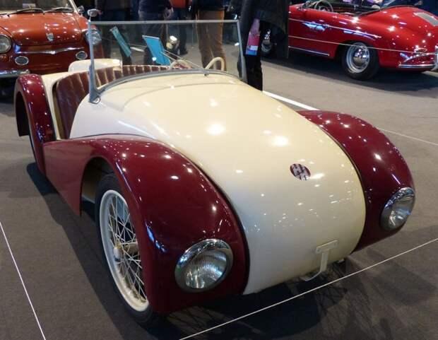 Champion Ch-2 городской автомобиль, малолитражка
