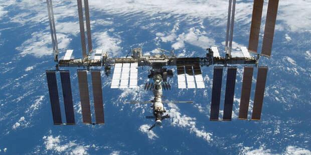 МКС «лишилась» системы кондиционирования