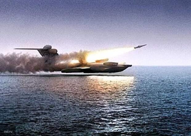 Военный эксперт убежден в необходимости разработки и модернизации экранопланов для ВМФ РФ