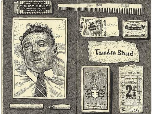 Дело Тамам Шуд: спустя 70 лет