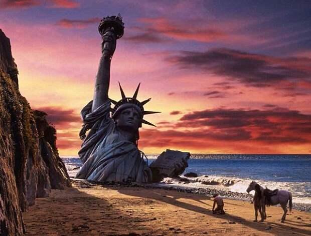 Пусть там снова пасутся бизоны — Америка будет падать больнее, чем Союз | Продолжение проекта «Русская Весна»