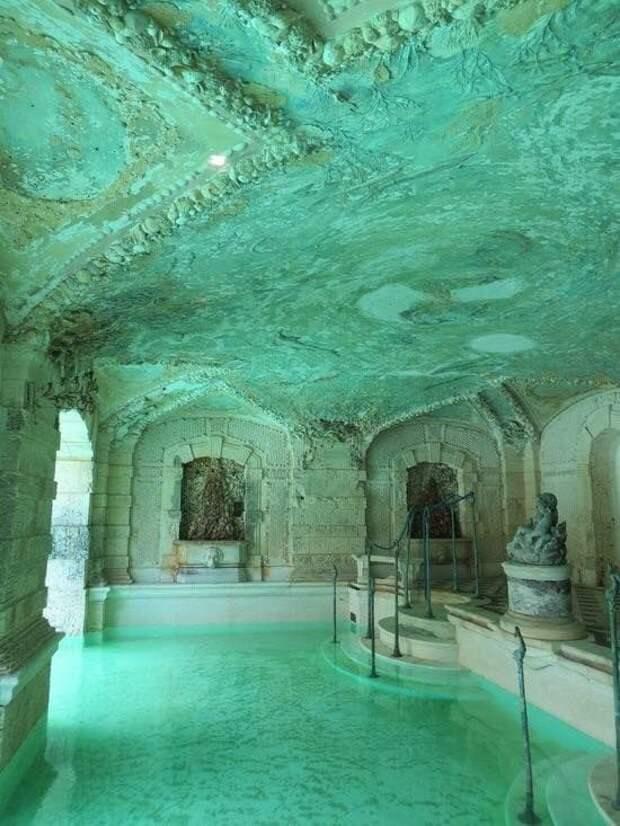 14. Римские бани выглядели немного иначе баня, березовый веник, необычные бани, сауна, фото
