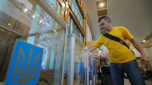 Майданщики остались без мандатов: как прошли выборы на Украине