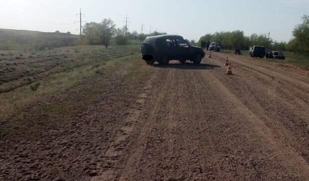 В Соль-Илеце в ДТП скончался водитель «Шевроле Нива»