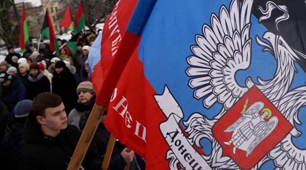 Донбасс, США и референдум. Штаты хотят изменить ситуацию