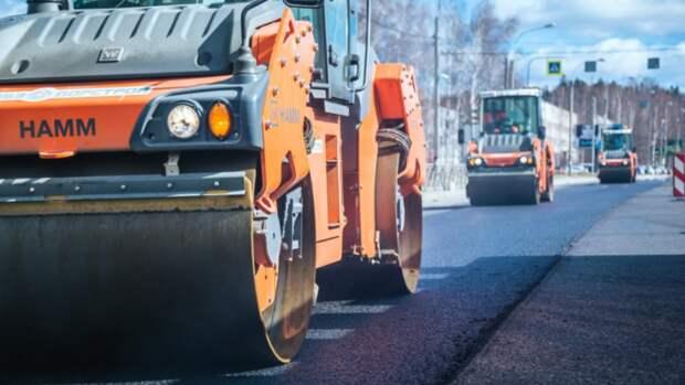 Ремонт дорог на 11 улицах Бийска планируют завершить в 2021 году