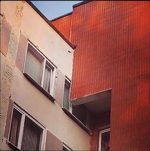 А из вашего окна? прикол, рукопоп, рукопопы, строитель