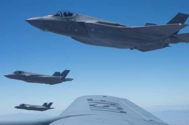 На учениях Orange Flag многоцелевой F-35A Lightning II показал новые возможности