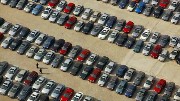 Импорт автомобилей в Россию вырос на 54,9% по итогам января — февраля
