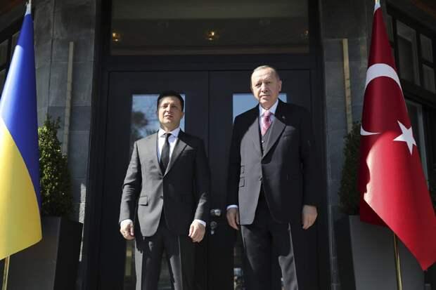 """Турция сделала """"гав"""" и получив от России пинок, завиляла хвостом. Снова..."""