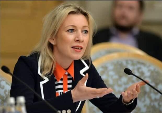 Дайте фактуру – Захарова обличила нежелание Запада разрешить сомнения в «деле Навального»