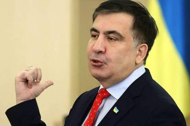 Саакашвили объяснил желание России «перекрыть» для Украины Чёрное море