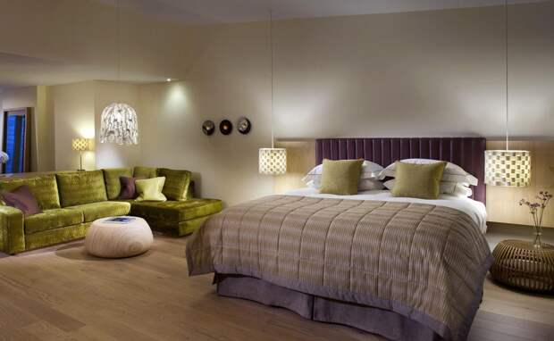 Дизайн спальни 20 кв. м: секреты и нюансы создания гармоничного интерьера (60 фото)